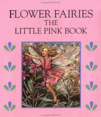 Little Pink Book by Cicely Mary Barker