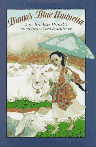 book review of blue umbrella by ruskin bond The blue umbrella by ruskin bond (1992-11-05): ruskin bond: books - amazonca amazonca try prime books go search en hello sign in.