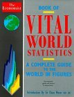Economist Book of Vital World Statistics: A Portrait of Everything Significant in World (Economist Books (Series).)