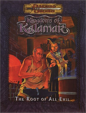 The Root of All Evil by Andy  Miller