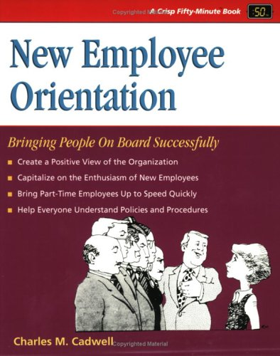 orientation book review