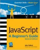 JavaScript: A Beginner's Guide