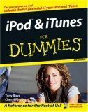 iPod & iTunes For Dummies (For Dummies by Tony Bove
