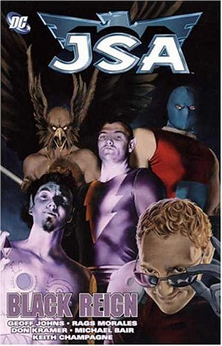 JSA, Vol. 8 by Geoff Johns
