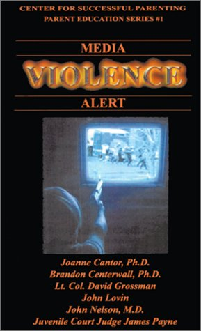 Media Violence Alert: Informing Parents about the Number One Health Threat in America Today