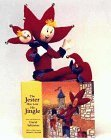 The Jester Has Lost His Jingle Book and Doll Gift Package