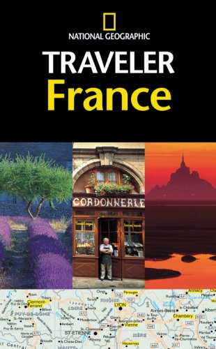 The National Geographic Traveler: France