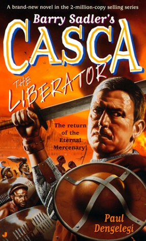 Casca 23 - The Liberator [Requested] - Barry Sadler