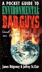 A Pocket Guide to Environmental Bad Guys: And a Few Ideas on How to Stop Them