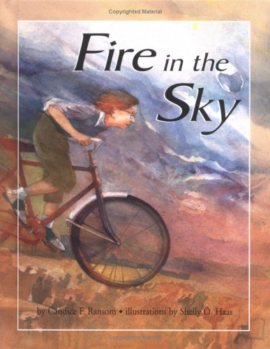 Fire in the Sky by Candice Ransom