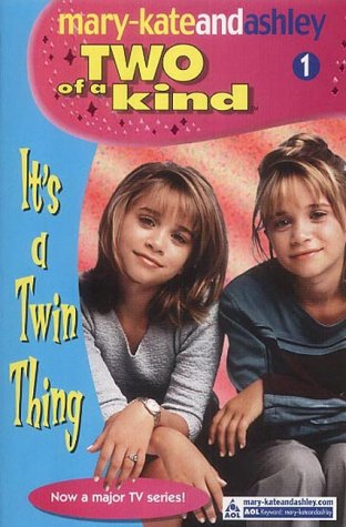 It's a Twin Thing by Judy Katschke