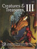 Creatures & Treasures III (Rolemaster 2nd Edition, #1430)