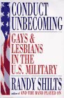 Conduct Unbecoming by Randy Shilts