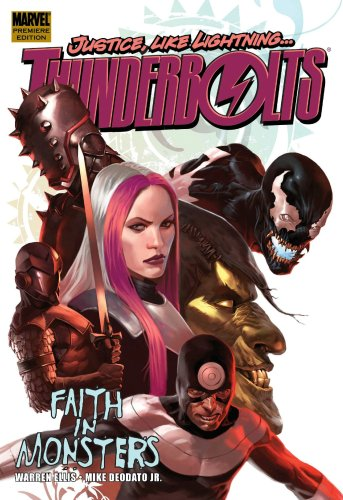 Thunderbolts, Vol. 1 by Warren Ellis