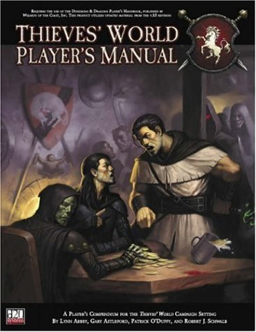 Thieves' World Player's Manual by Lynn Abbey