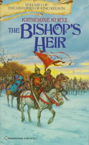 The Bishop's Heir by Katherine Kurtz