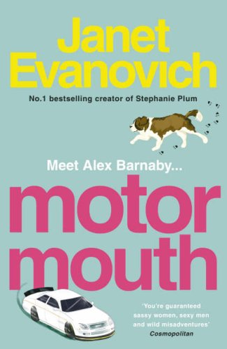 Motor Mouth (Alex Barnaby, #2)