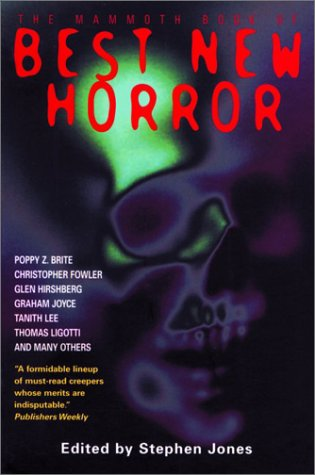 Best New Horror 13 by Stephen Jones