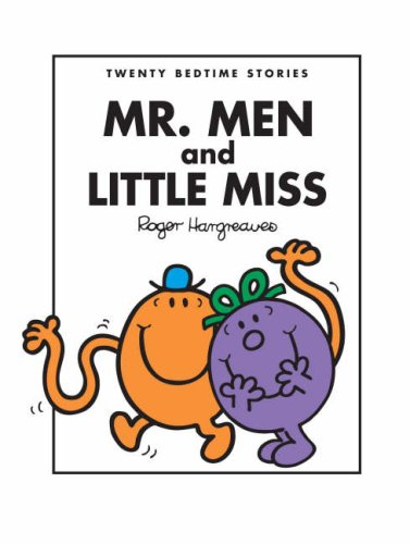 Mr. Men And Little Miss Treasury by Roger Hargreaves