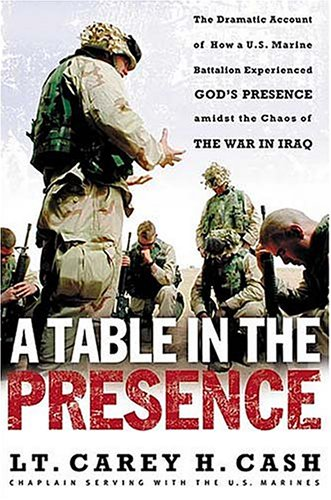 A Table in the Presence by Carey H. Cash