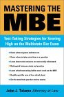 Mastering the MBE: Test-Taking Strategies for Scoring High on the Multistate Bar Exam