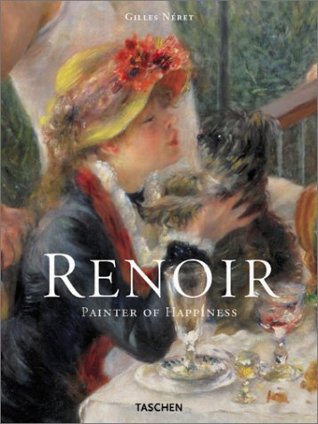 Download Auguste Renoir, 1841-1919, the Painter of Happiness (Taschen Jumbo Series) PDF by Gilles Néret