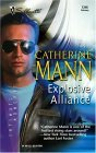 Explosive Alliance (Wingmen Warriors, #9) (Silhouette Intimate Moments, #1346)