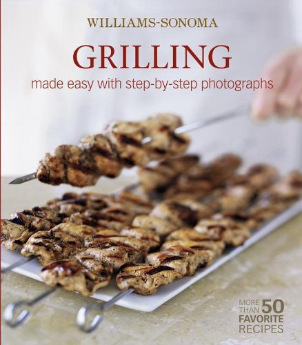 Williams-Sonoma Mastering: Grilling & Barbecuing (Williams-Sonoma Mastering)