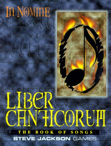 In Nomine Liber Canticorum: The Book of Songs