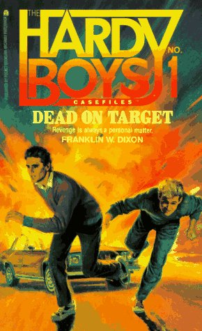 Dead on Target by Franklin W. Dixon