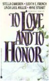 To Love and to Honor by Stella Cameron
