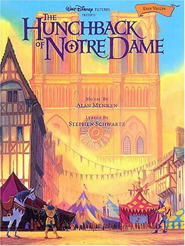 The Hunchback of Notre Dame by Hal Leonard Publishing Company