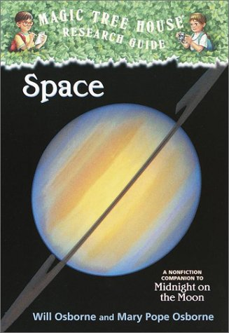 Space (Magic Tree House Research Guide, #6)
