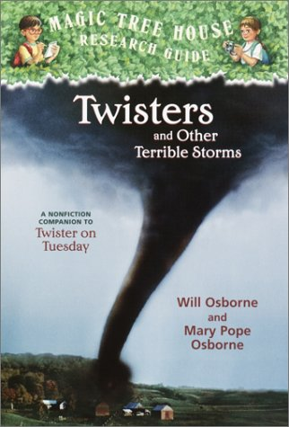 Twisters and Other Terrible Storms by Will Osborne