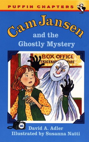 Cam Jansen and the Ghostly Mystery by David A. Adler