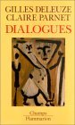 Dialogues by Gilles Deleuze