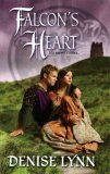 Falcon's Heart (Falcon, #4) (Harlequin Historical, #833)
