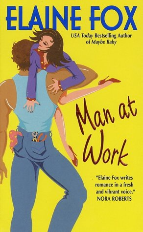 Man at Work by Elaine Fox