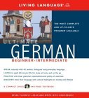 Ultimate German Beginner-Intermediate (CD/Book)