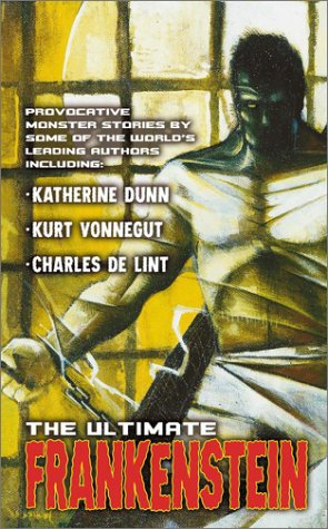 The Ultimate Frankenstein by Byron Preiss