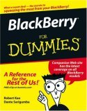 BlackBerry For Dummies (For Dummies (Computer/Tech))