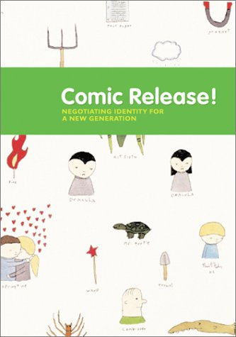 Comic Release by Vicky A. Clark