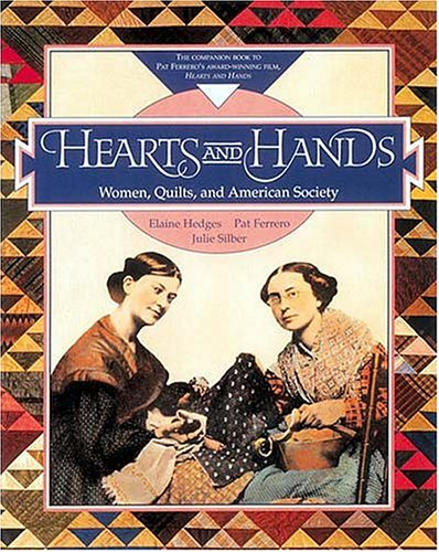 Hearts and Hands by Pat Ferrero