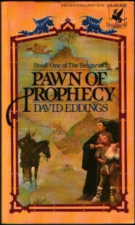 Free download online Pawn of Prophecy (The Belgariad #1) MOBI