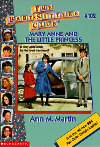 Mary Anne and the Little Princess by Ann M. Martin
