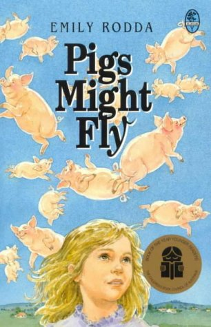 Pigs Might Fly (Bluegum)