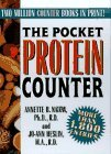 The Pocket Protein Counter