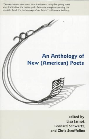 An Anthology of New American Poets