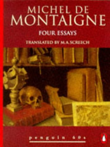 essays of michel de montaigne Essays of michel de montaigne illustrated by salvador dali by michel montaigne and a great selection of similar used, new and collectible books available now at abebookscom.
