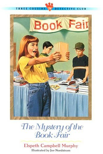 Download online The Mystery of the Book Fair (Three Cousins Detective Club) PDF